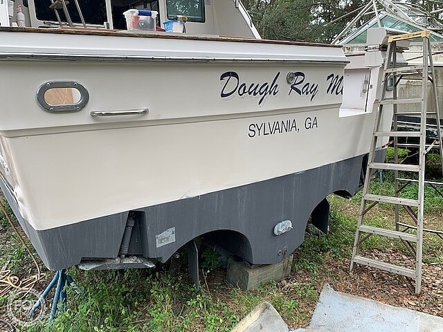 1988 Sea Ray boat for sale, model of the boat is 430 Convertible & Image # 9 of 40
