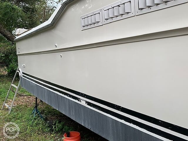 1988 Sea Ray boat for sale, model of the boat is 430 Convertible & Image # 19 of 40