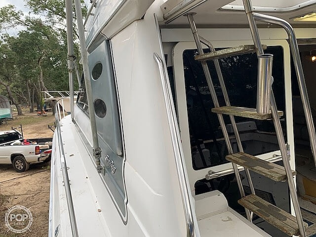 1988 Sea Ray boat for sale, model of the boat is 430 Convertible & Image # 21 of 40