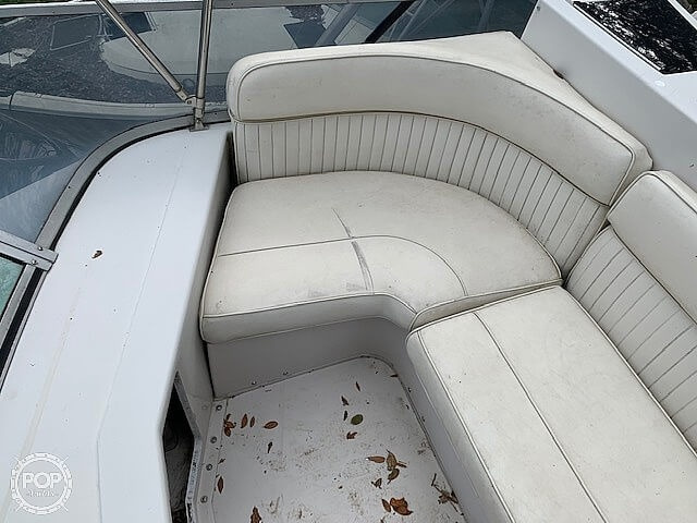 1988 Sea Ray boat for sale, model of the boat is 430 Convertible & Image # 24 of 40