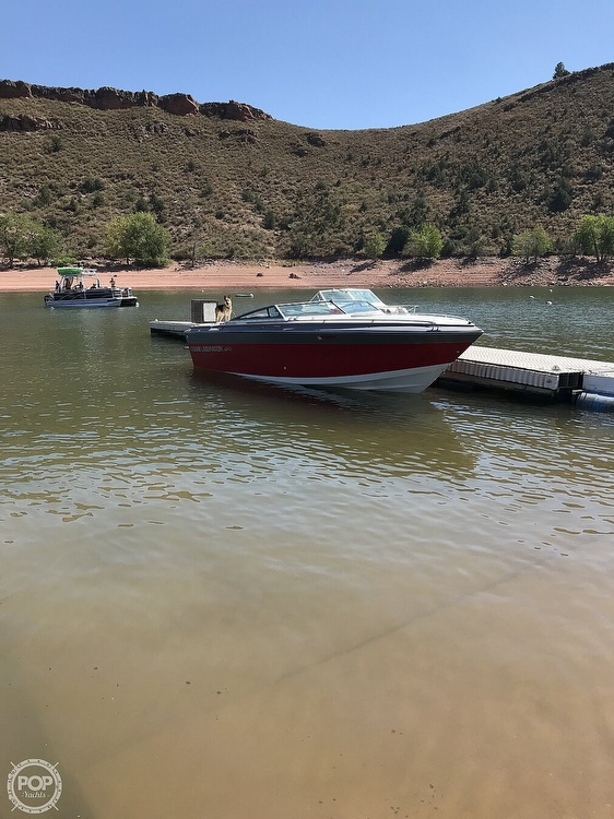 1989 Four Winns boat for sale, model of the boat is 241 Liberator & Image # 3 of 27