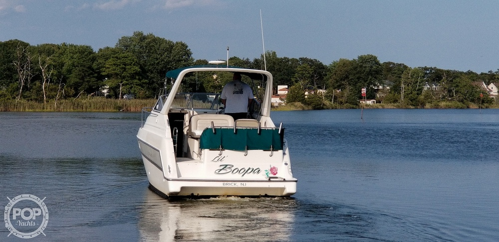 1995 Maxum boat for sale, model of the boat is 2700 SCR & Image # 35 of 40