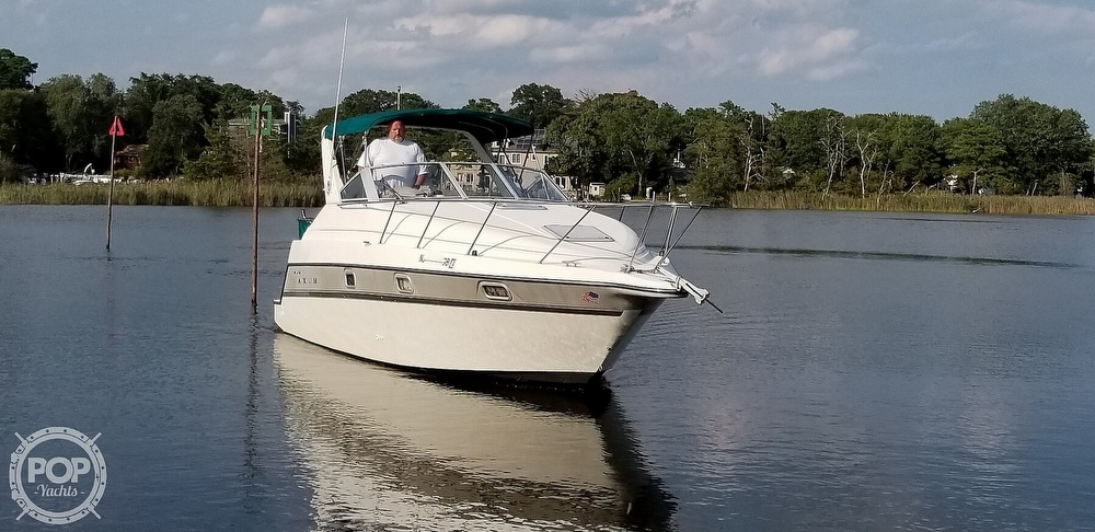 1995 Maxum boat for sale, model of the boat is 2700 SCR & Image # 9 of 40