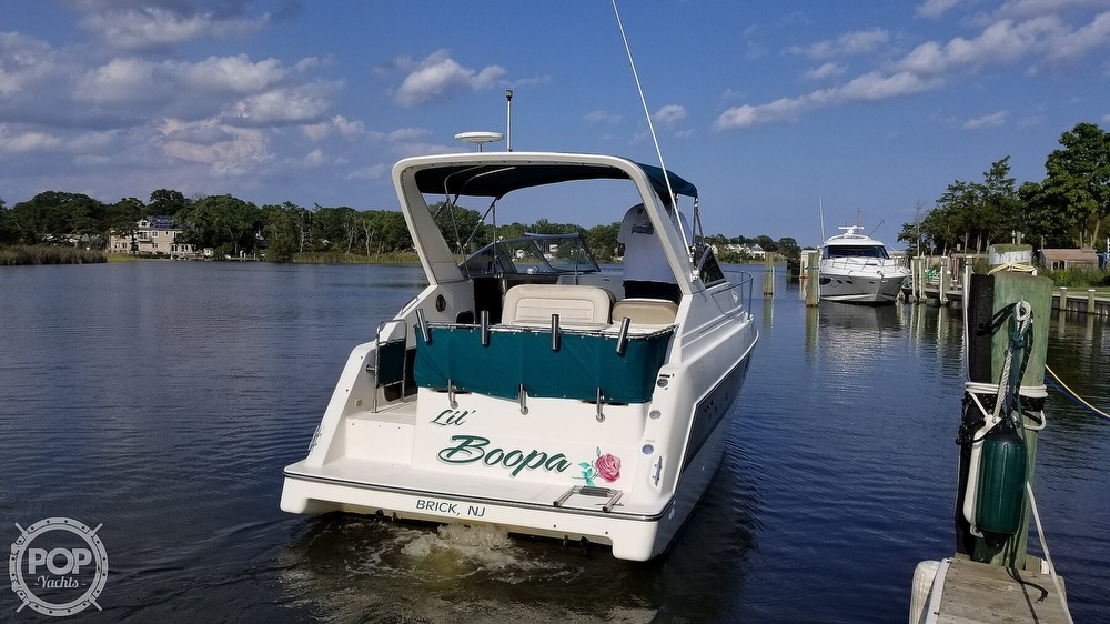 1995 Maxum boat for sale, model of the boat is 2700 SCR & Image # 4 of 40