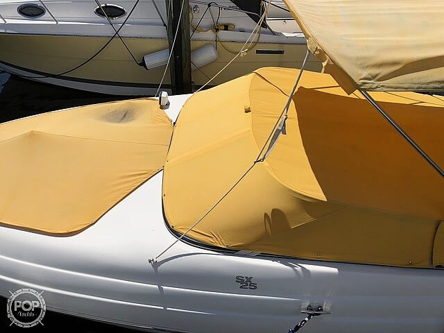 2006 Mariah boat for sale, model of the boat is SX 25 & Image # 2 of 40