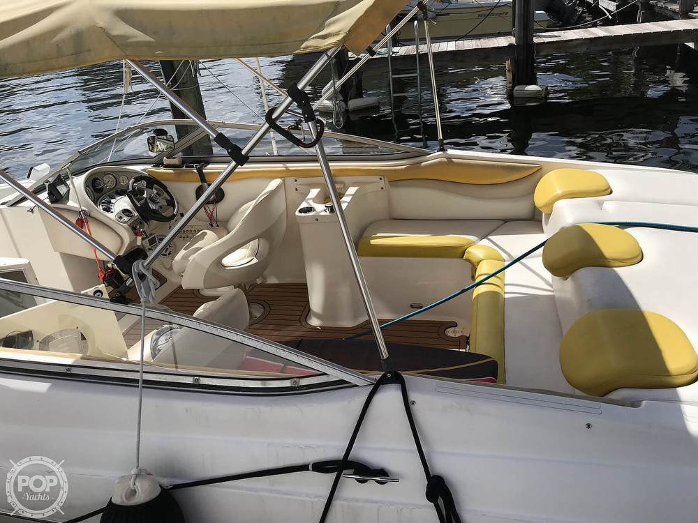 2006 Mariah boat for sale, model of the boat is SX 25 & Image # 7 of 40