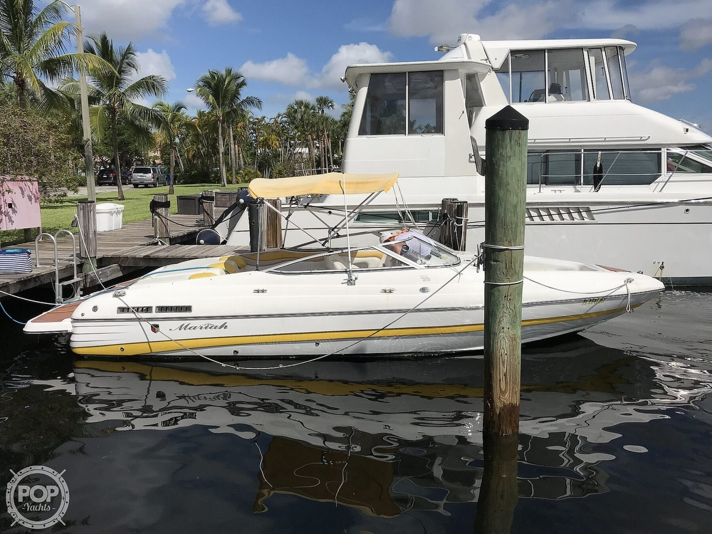 2006 Mariah boat for sale, model of the boat is SX 25 & Image # 9 of 40