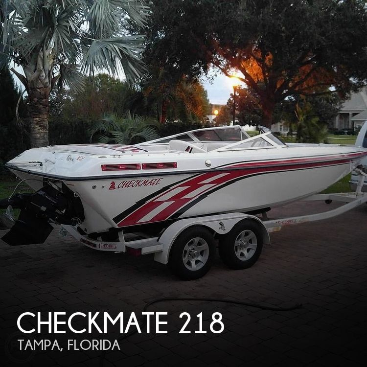 Used Checkmate Boats For Sale by owner | 2006 Checkmate Marine ZT 218