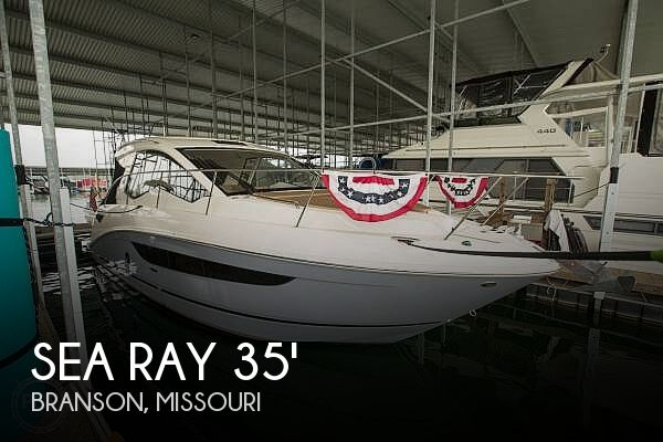 Used Boats For Sale in Fayetteville, Arkansas by owner | 2017 Sea Ray 35