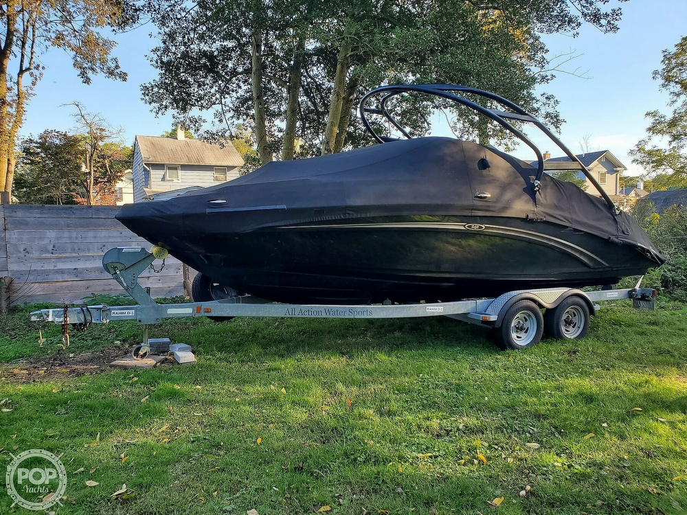 2013 Yamaha boat for sale, model of the boat is 242 Limited S & Image # 8 of 40