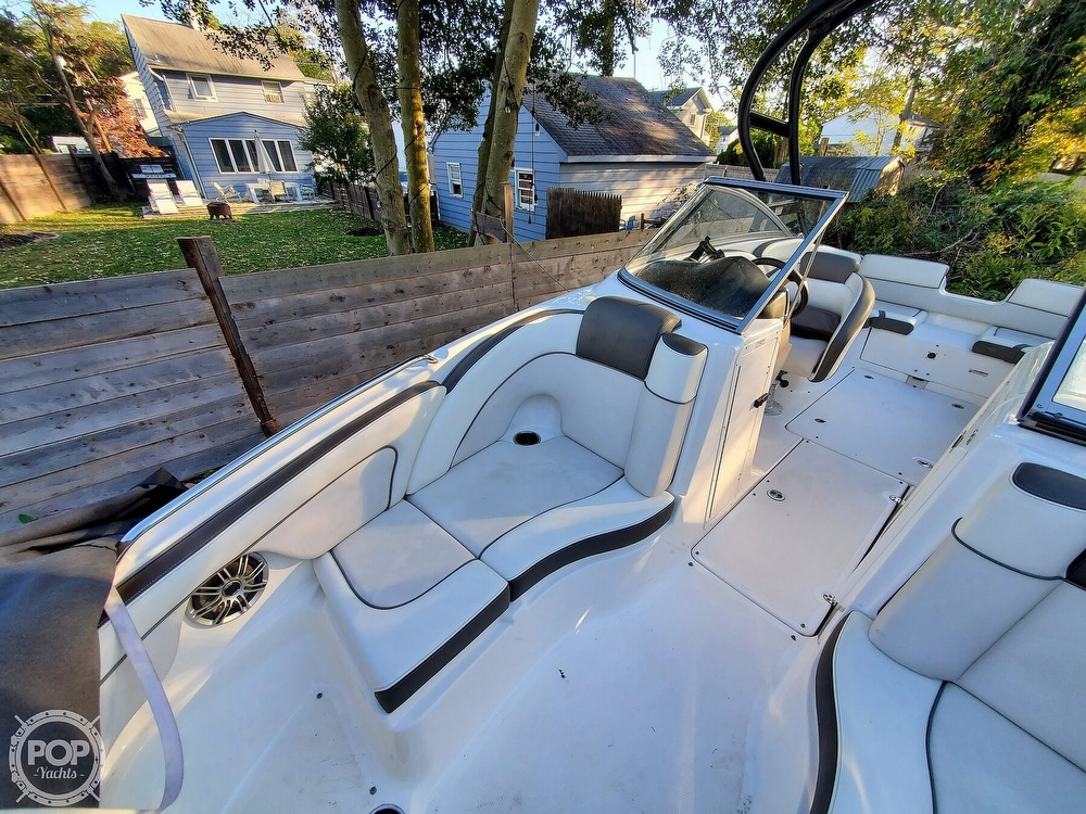2013 Yamaha boat for sale, model of the boat is 242 Limited S & Image # 13 of 40