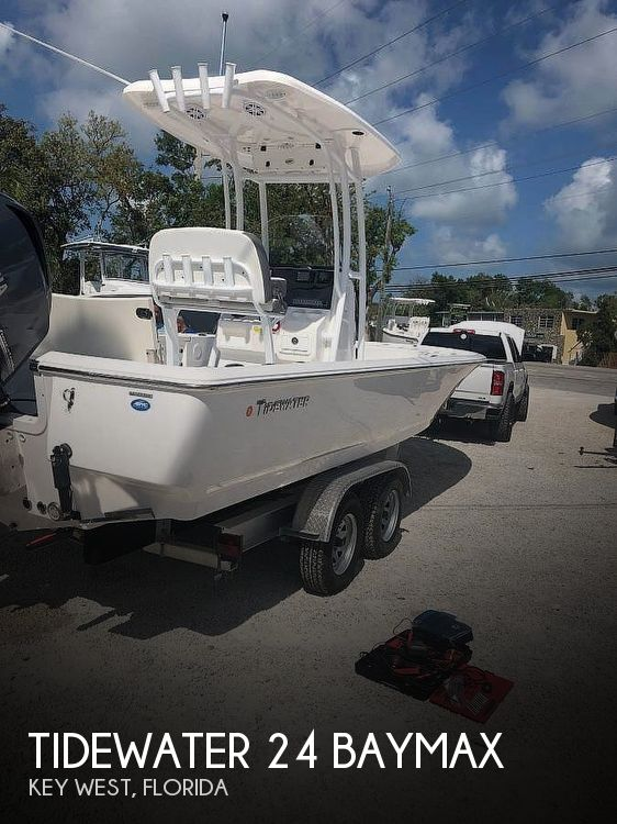 Used Tidewater Boats For Sale by owner | 2019 Tidewater 24 BayMax