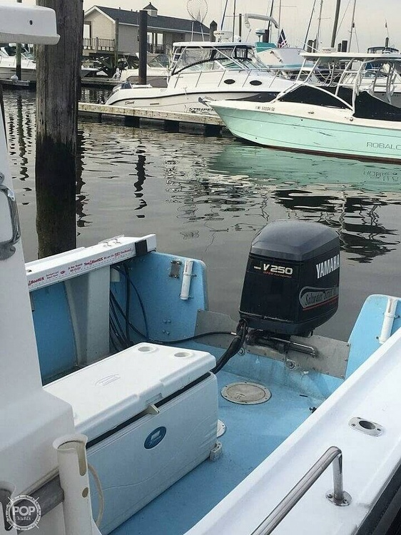 1989 Steiger Craft boat for sale, model of the boat is 23 Pilot House & Image # 6 of 41