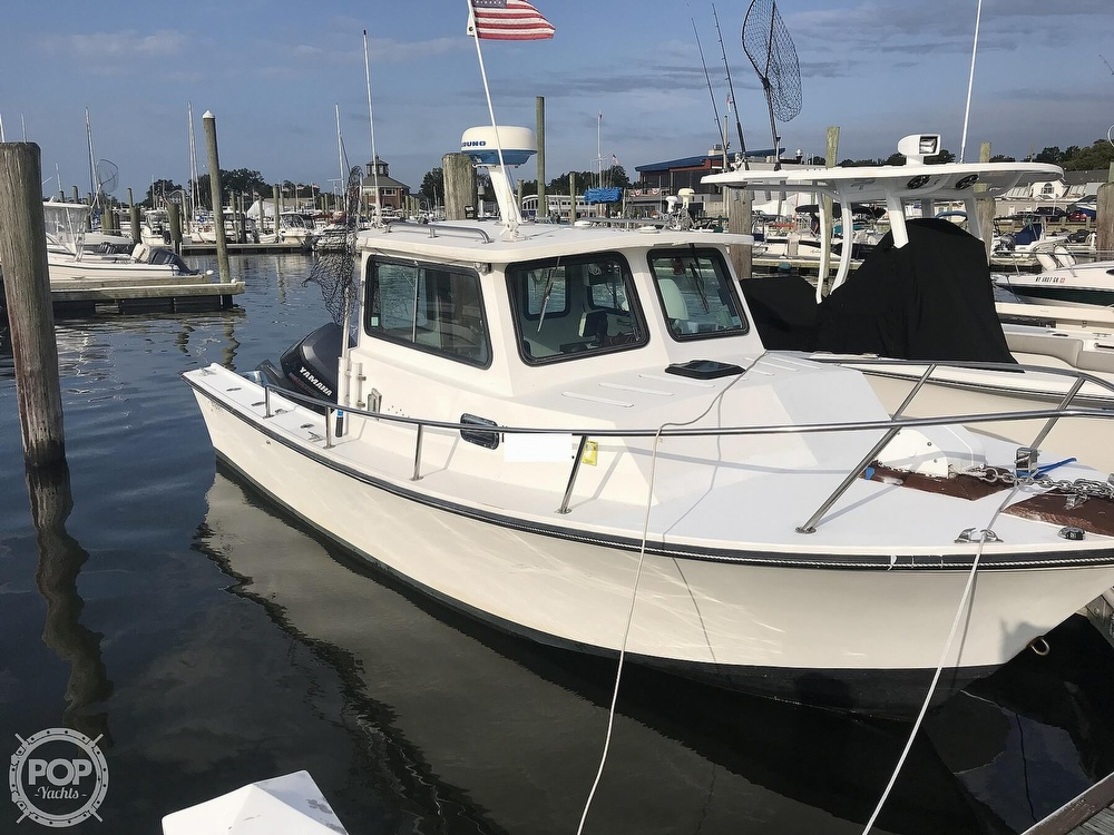 1989 Steiger Craft boat for sale, model of the boat is 23 Pilot House & Image # 2 of 41