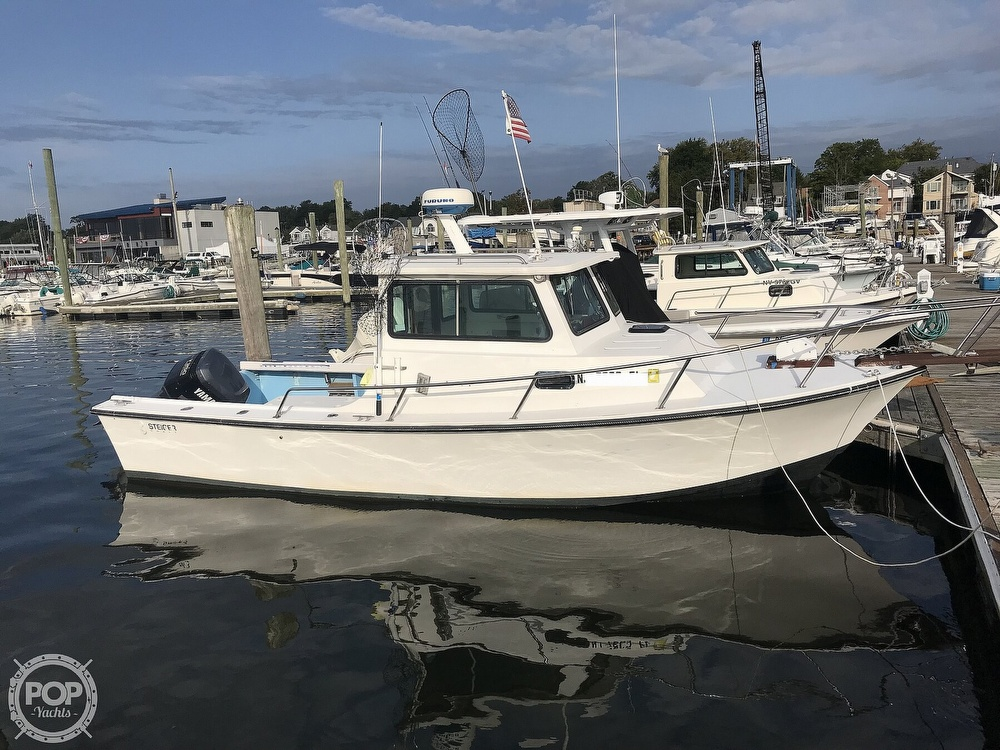 1989 Steiger Craft boat for sale, model of the boat is 23 Pilot House & Image # 10 of 41