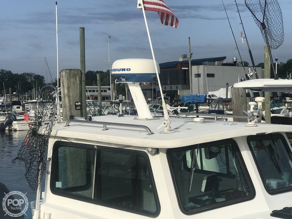 1989 Steiger Craft boat for sale, model of the boat is 23 Pilot House & Image # 11 of 41
