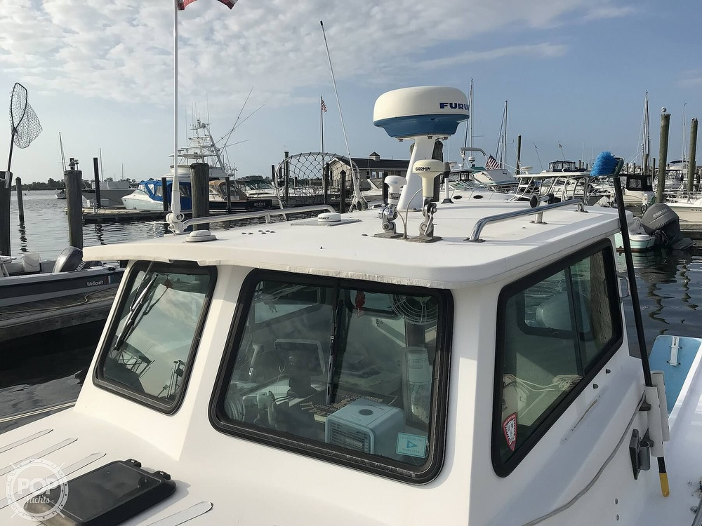 1989 Steiger Craft boat for sale, model of the boat is 23 Pilot House & Image # 12 of 41