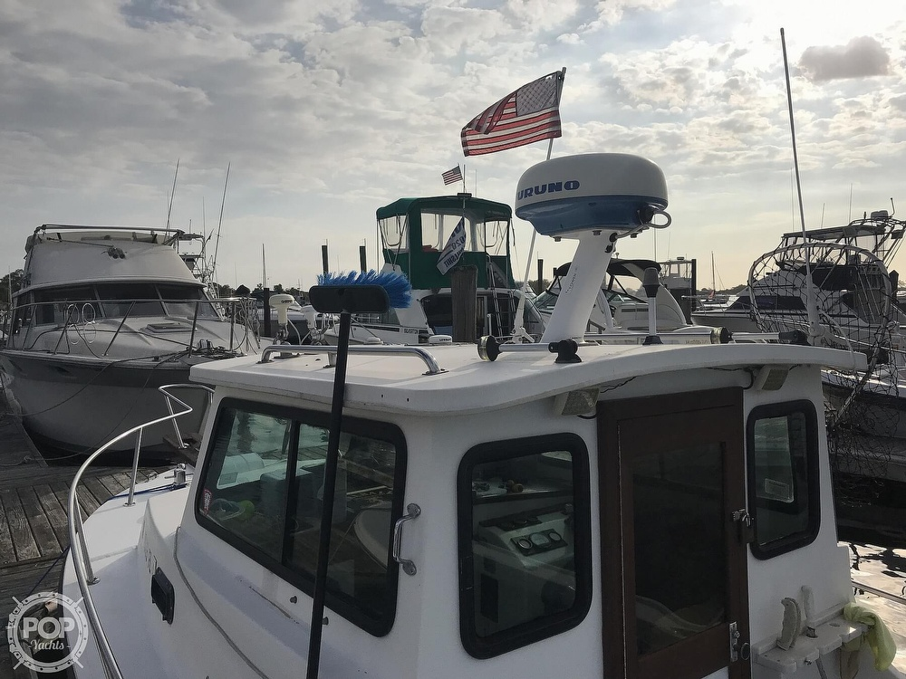 1989 Steiger Craft boat for sale, model of the boat is 23 Pilot House & Image # 16 of 41