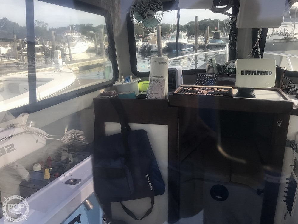 1989 Steiger Craft boat for sale, model of the boat is 23 Pilot House & Image # 24 of 41