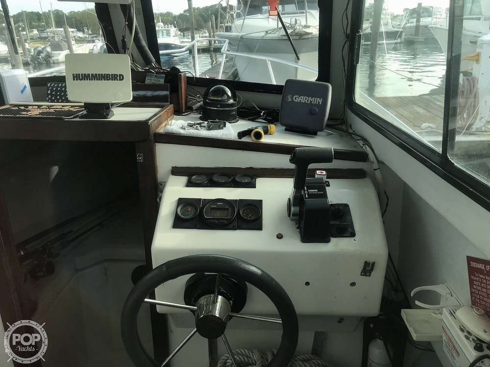 1989 Steiger Craft boat for sale, model of the boat is 23 Pilot House & Image # 27 of 41