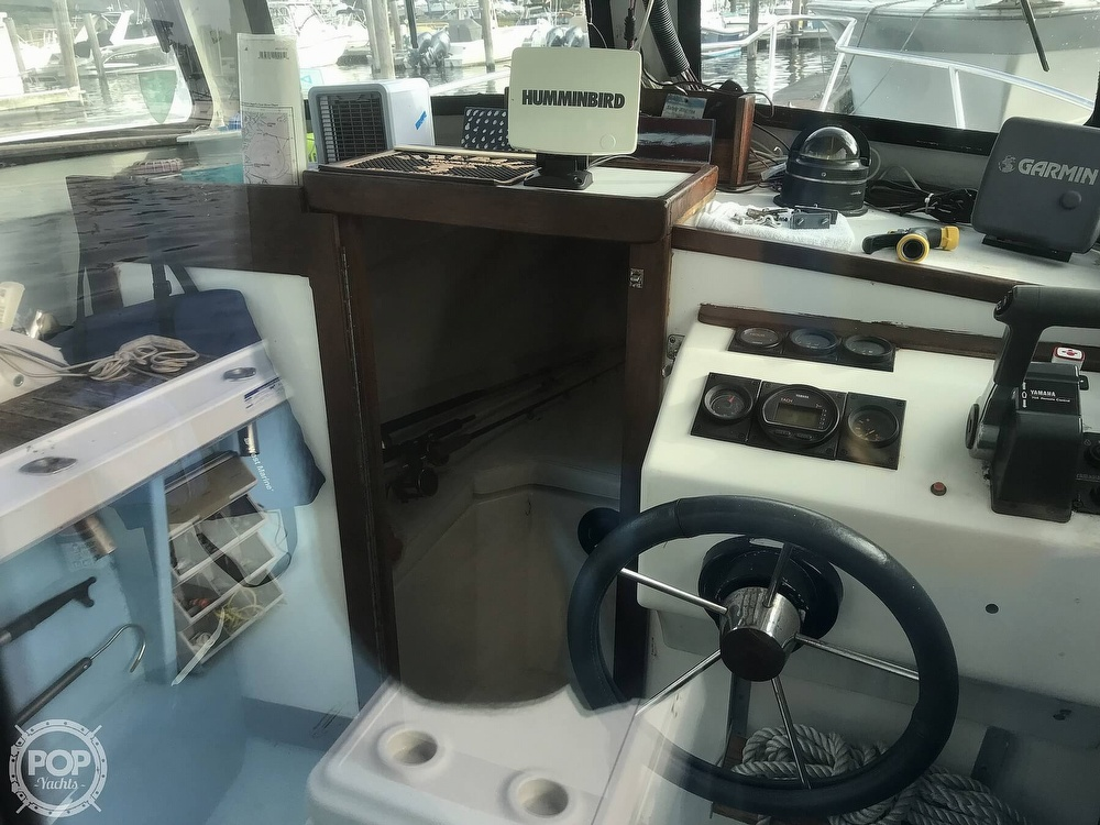 1989 Steiger Craft boat for sale, model of the boat is 23 Pilot House & Image # 28 of 41