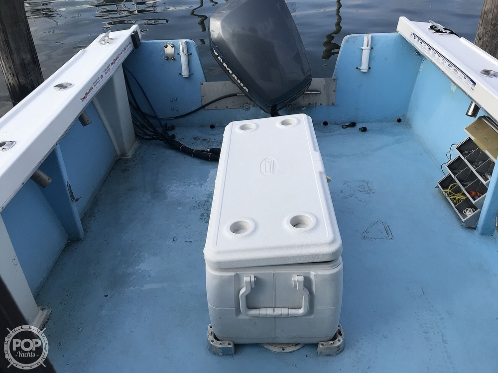 1989 Steiger Craft boat for sale, model of the boat is 23 Pilot House & Image # 39 of 41
