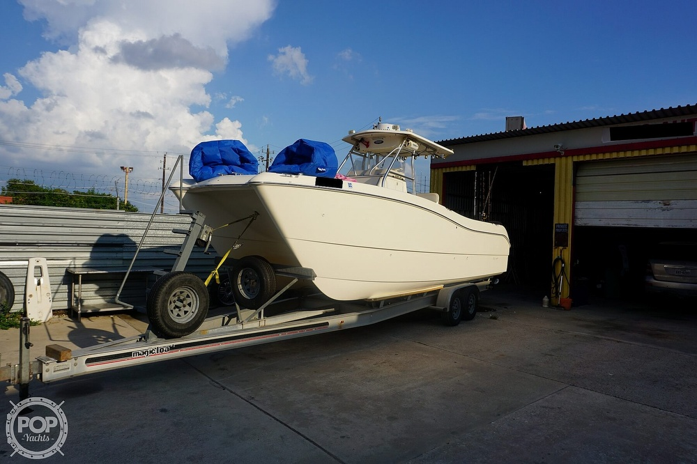 1999 World Cat boat for sale, model of the boat is 266SF & Image # 4 of 40