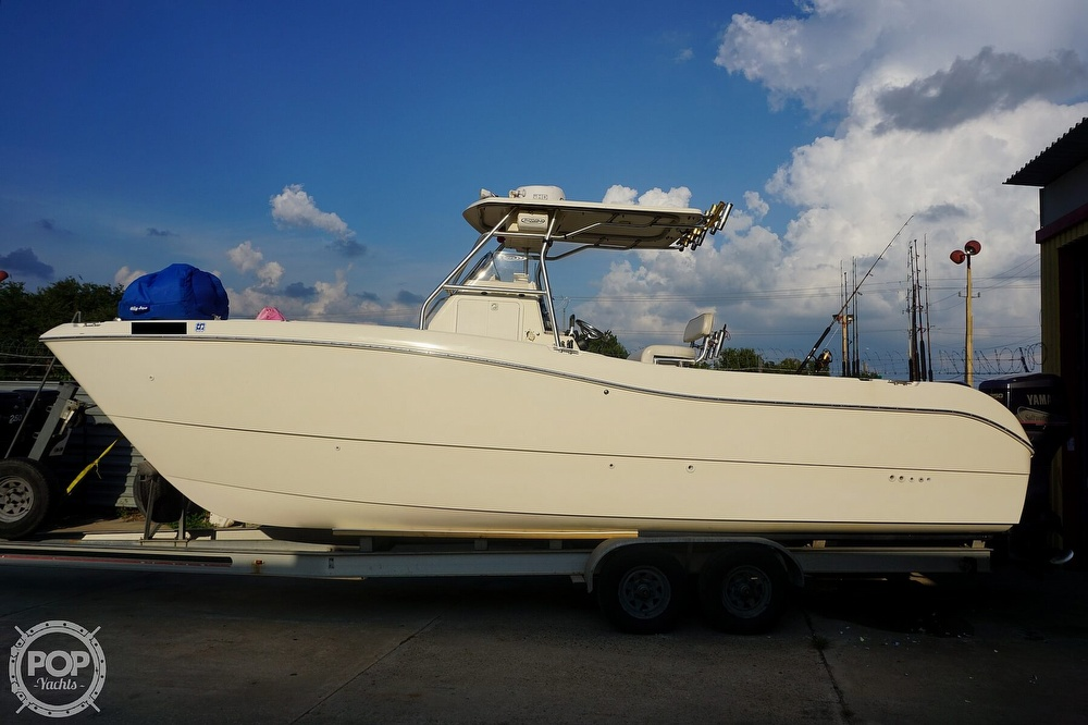 1999 World Cat boat for sale, model of the boat is 266SF & Image # 5 of 40