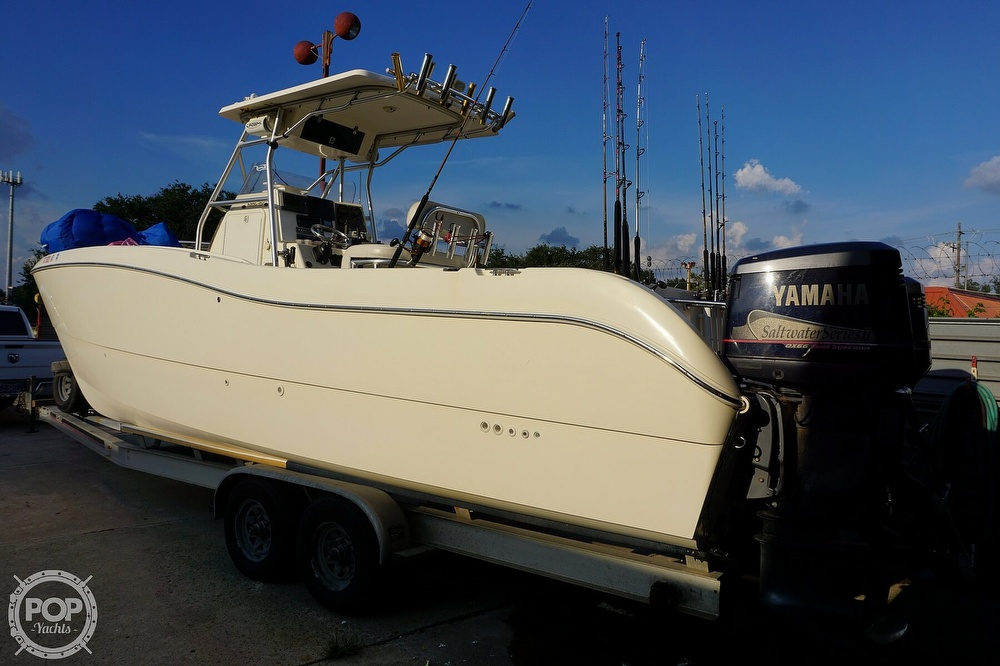 1999 World Cat boat for sale, model of the boat is 266SF & Image # 6 of 40
