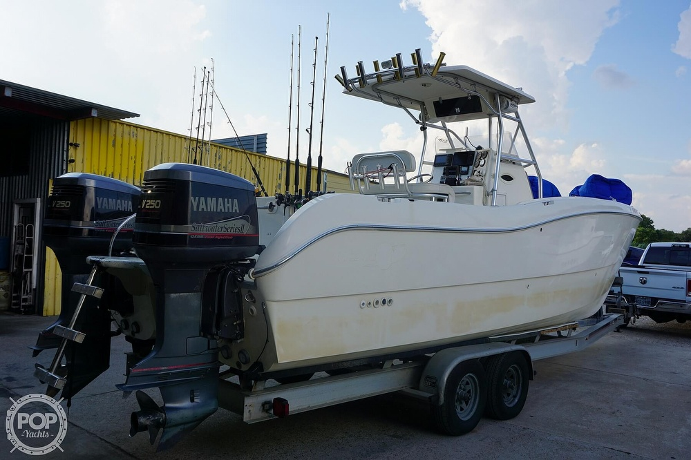 1999 World Cat boat for sale, model of the boat is 266SF & Image # 7 of 40