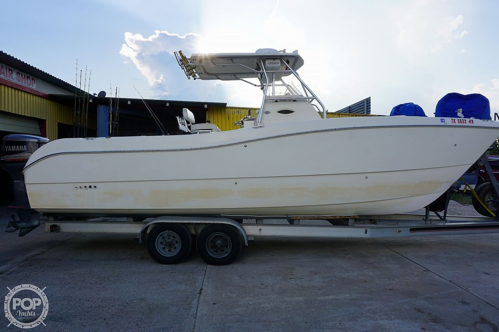 1999 World Cat boat for sale, model of the boat is 266SF & Image # 8 of 40