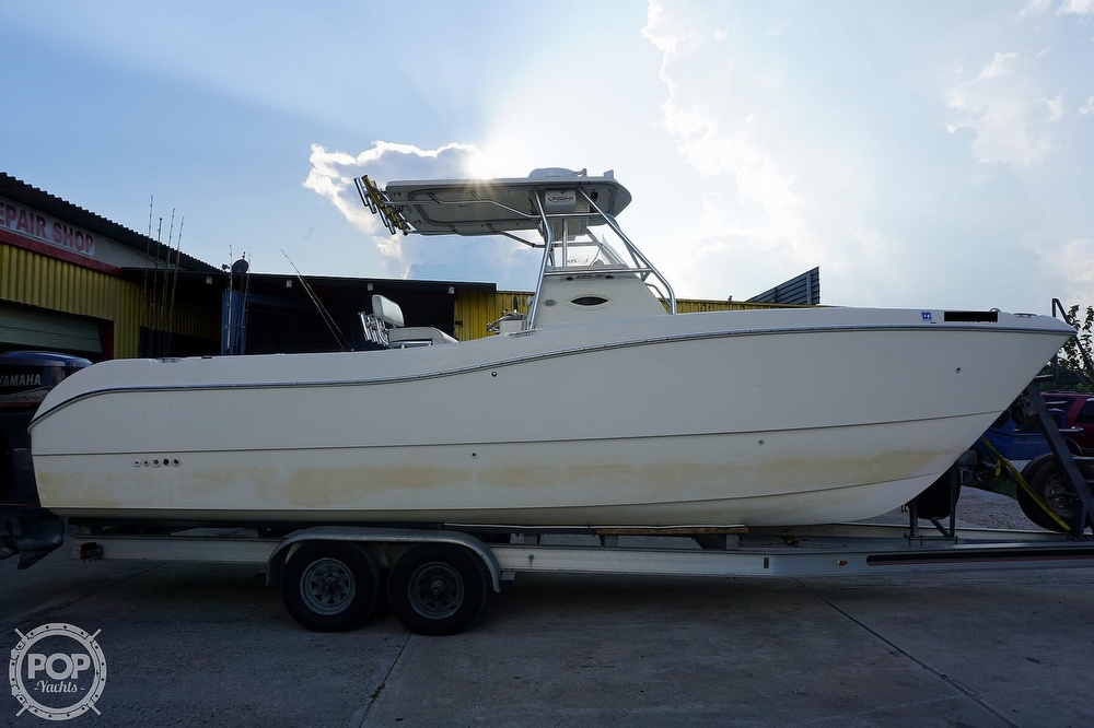 1999 World Cat boat for sale, model of the boat is 266SF & Image # 10 of 40