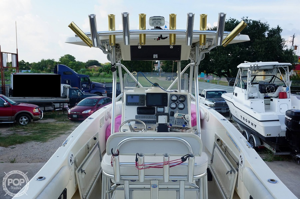 1999 World Cat boat for sale, model of the boat is 266SF & Image # 21 of 40