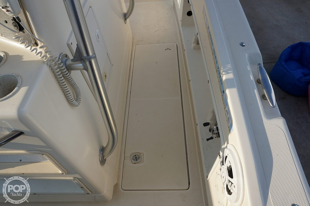 1999 World Cat boat for sale, model of the boat is 266SF & Image # 40 of 40