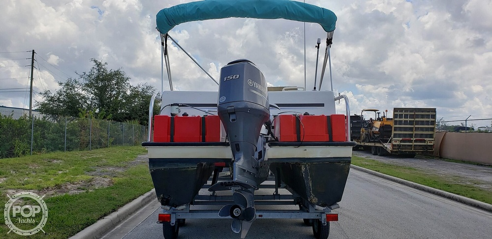 2014 Beachcat boat for sale, model of the boat is 23 Saltwater & Image # 6 of 41