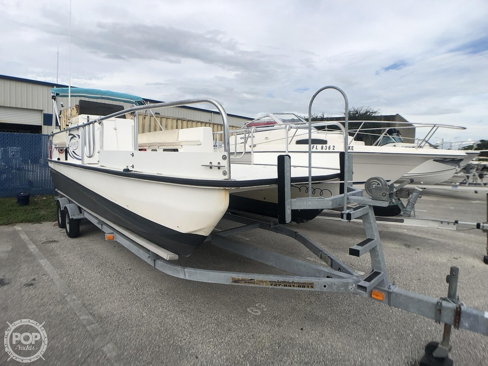 2014 Beachcat boat for sale, model of the boat is 23 Saltwater & Image # 2 of 41