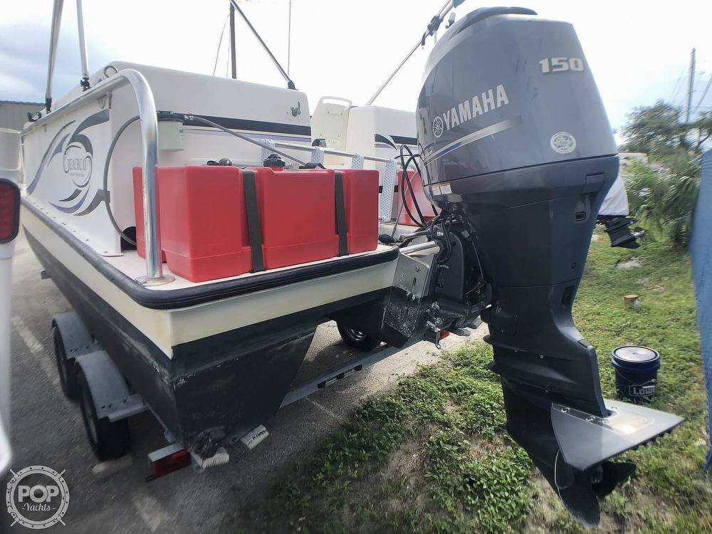 2014 Beachcat boat for sale, model of the boat is 23 Saltwater & Image # 11 of 41