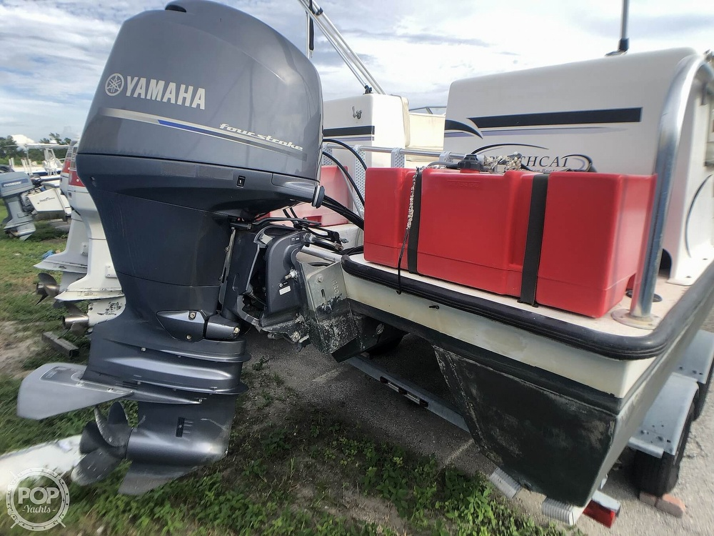 2014 Beachcat boat for sale, model of the boat is 23 Saltwater & Image # 12 of 41