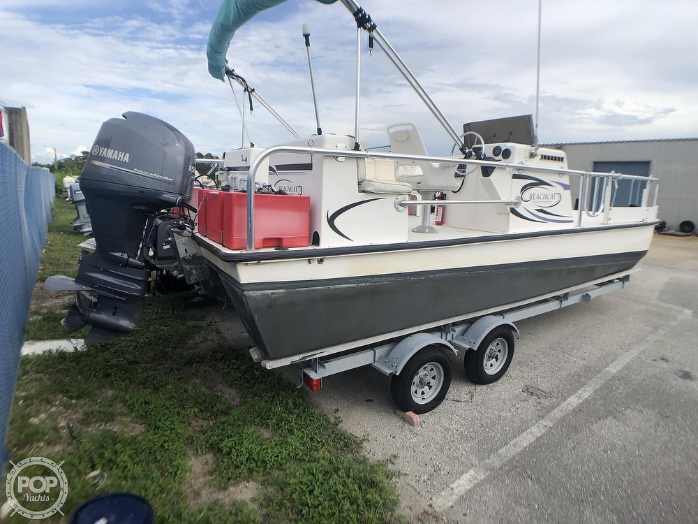 2014 Beachcat boat for sale, model of the boat is 23 Saltwater & Image # 13 of 41