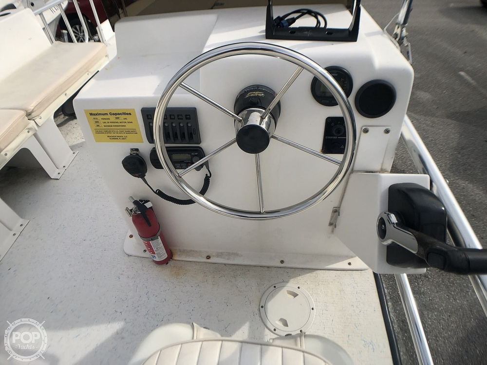 2014 Beachcat boat for sale, model of the boat is 23 Saltwater & Image # 24 of 41