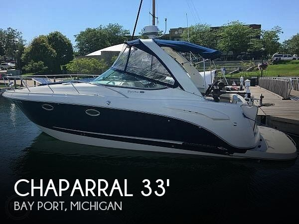 Used Boats For Sale in Saginaw, Michigan by owner | 2009 Chaparral Signature 310