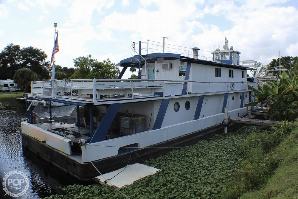 1954 Calmes boat for sale, model of the boat is Push Tug 85 & Image # 7 of 40
