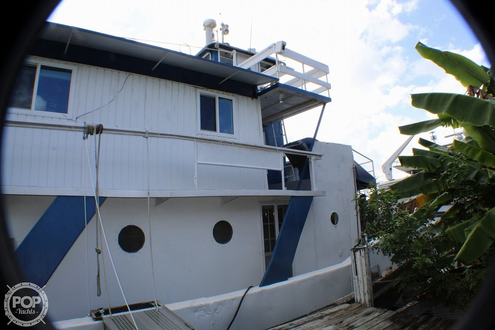 1954 Calmes boat for sale, model of the boat is Push Tug 85 & Image # 11 of 40