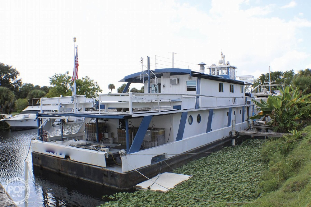 1954 Calmes boat for sale, model of the boat is Push Tug 85 & Image # 12 of 40