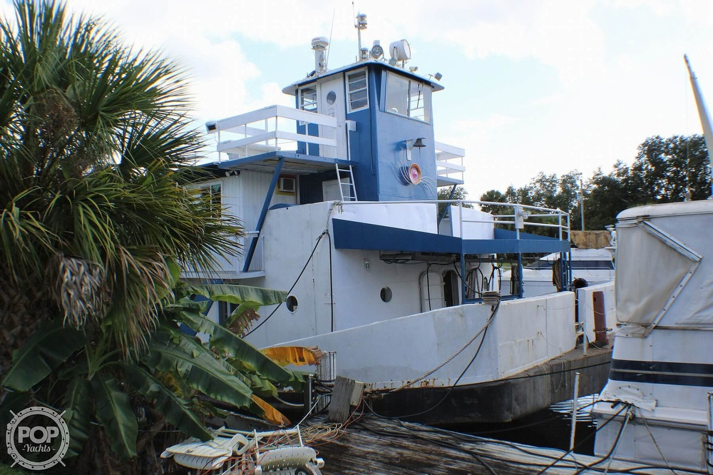 1954 Calmes boat for sale, model of the boat is Push Tug 85 & Image # 18 of 40
