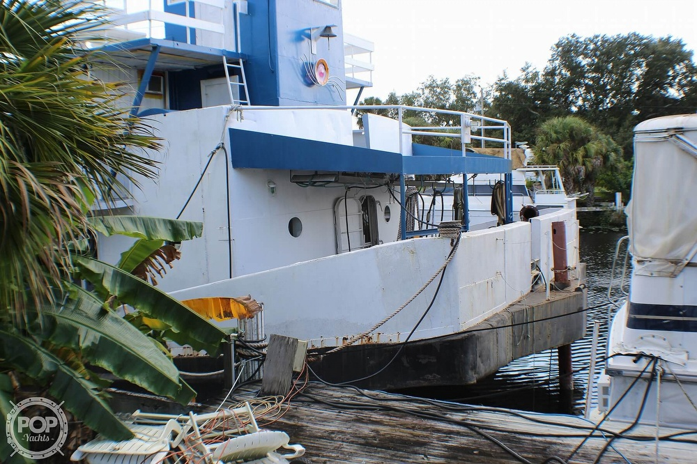 1954 Calmes boat for sale, model of the boat is Push Tug 85 & Image # 19 of 40