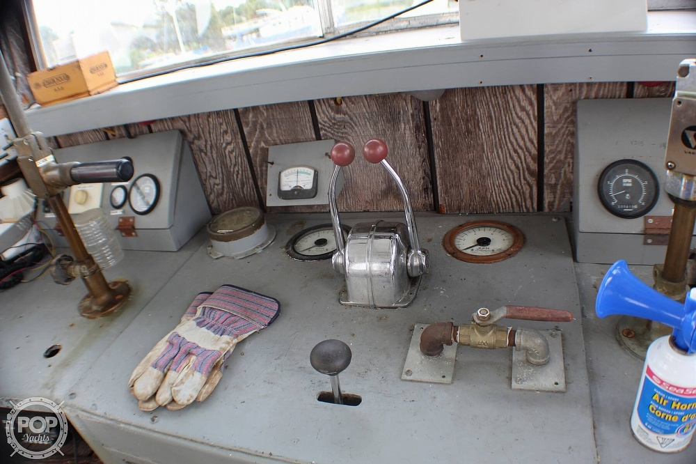 1954 Calmes boat for sale, model of the boat is Push Tug 85 & Image # 24 of 40