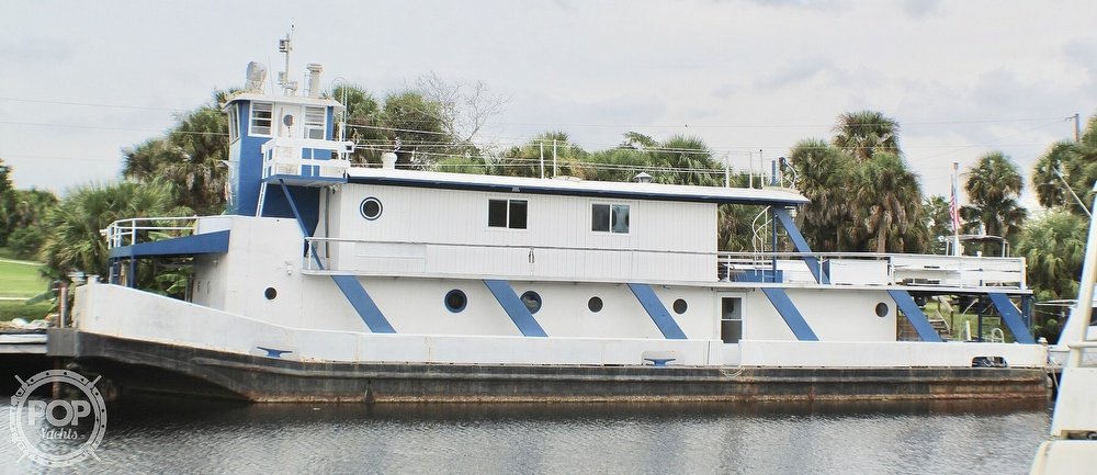 1954 Calmes boat for sale, model of the boat is Push Tug 85 & Image # 2 of 40