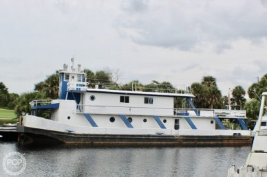Calmes Push Tug 85, 85, for sale - $154,000