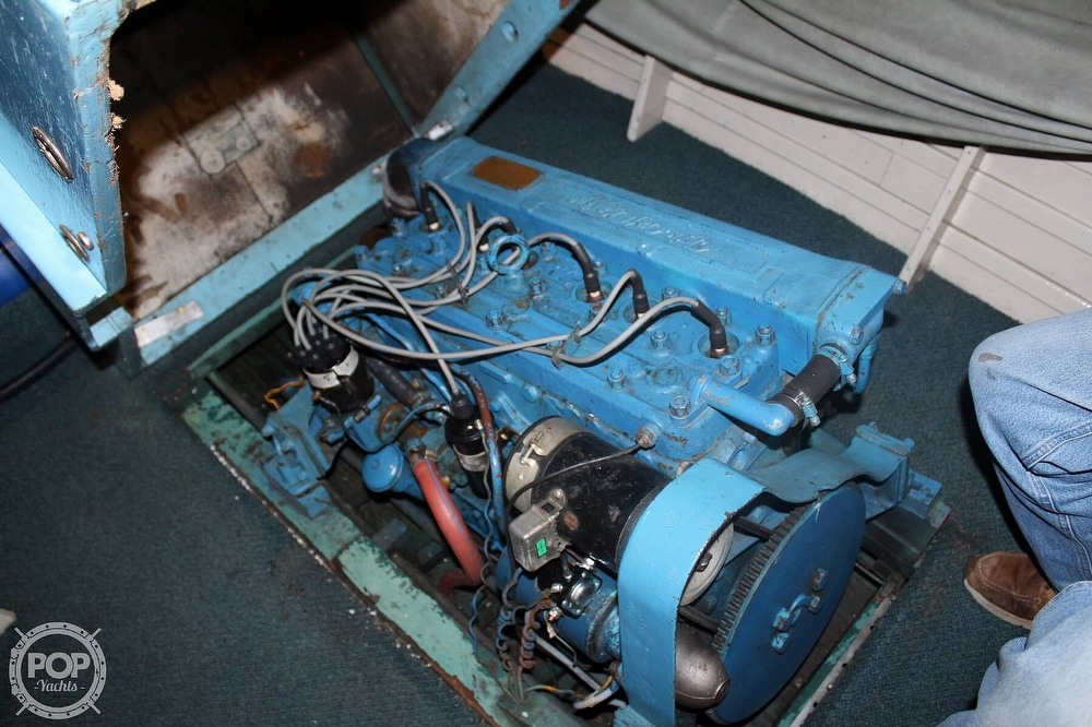 1955 Chris Craft boat for sale, model of the boat is sportsman & Image # 31 of 40